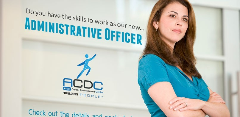 Administrative Officer at ACDC